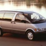 Toyota Previa for Sale by Owner