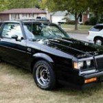 Buick Grand National for Sale by Owner