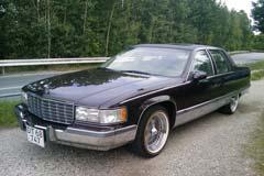 Cadillac-Fleetwood