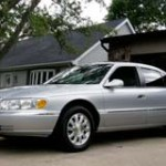 Lincoln Continental for Sale by Owner